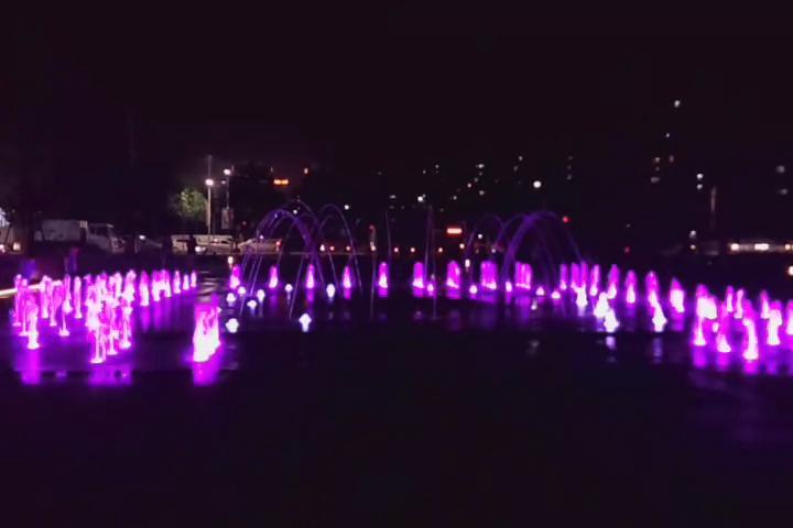郑州美景跳泉跑泉项目